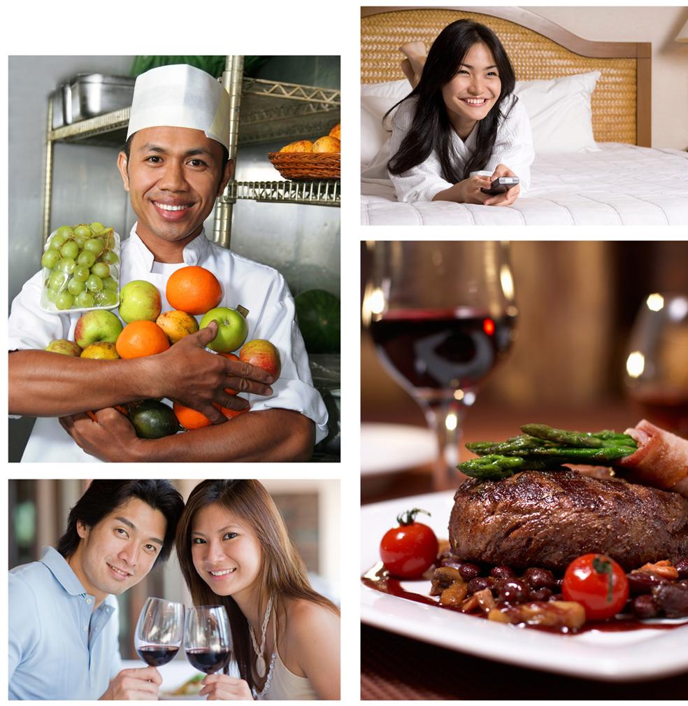 Facade Hotel Bonas Kitchen