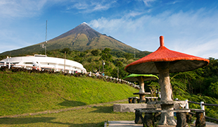 Facade Hotel-Mayon-Resthouse